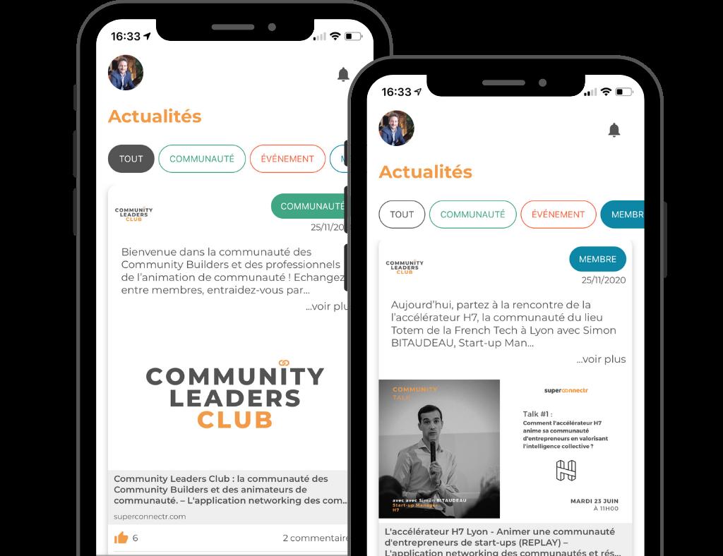 Networking - Actualités de la communauté