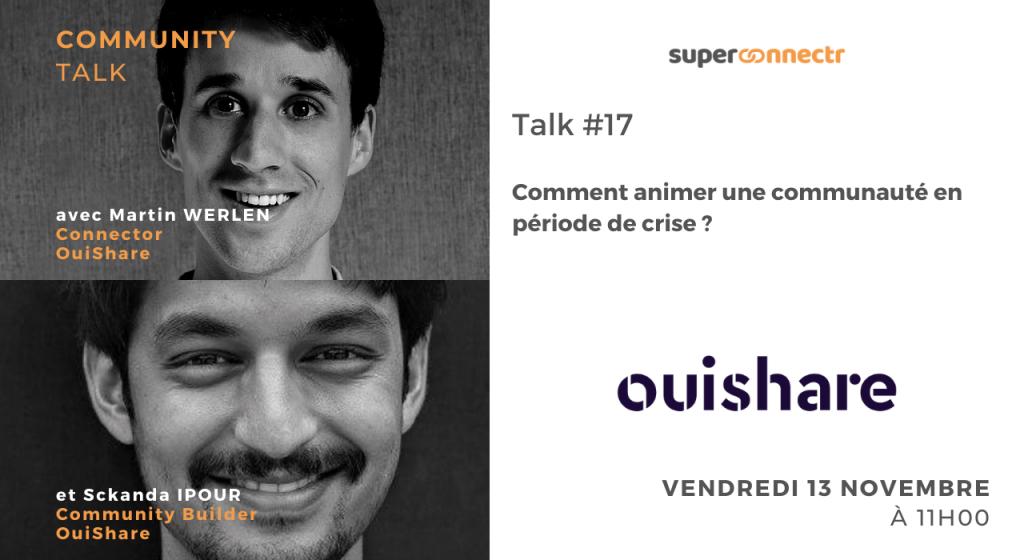 CommunityTalk_Communaute_OuiShare