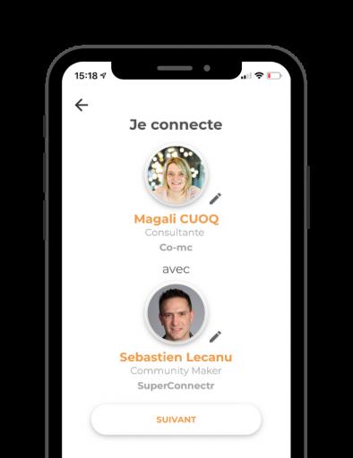 Networking - Mise en relation par Connector